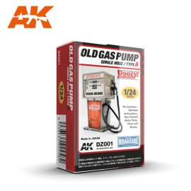 AK-Interactive - 1:24 Old gas pump single nose / Type A