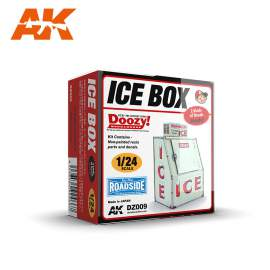 AK-Interactive - 1:24 Ice box