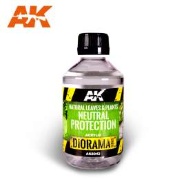 AK-Interactive - Natural leaves & plants neutral protection