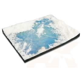 AK-Interactive - Resin ice (Kétkomponensű epoxigyanta jég)