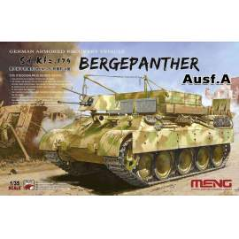 Meng Model 1:35 German ARV Sd.Kfz. 179 Bergepanther Ausf.A