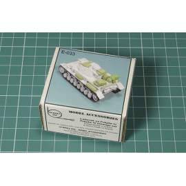 Eureka 1:35 Panzerkampfwagen IV (All Versions) Stowage Set