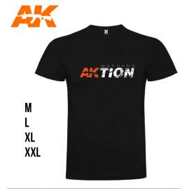 AKTION Magazine Men T-shirt XL