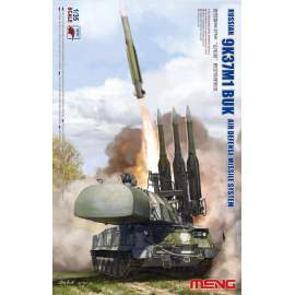 Meng Model 1:35 Russian 9K37M1 Buk Air Defense Missile System