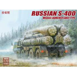 Modelcollect 1:72 Russian S400 Missile launcher early type