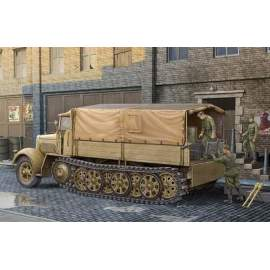 Trumpeter 1:35 German Sd.Kfz.7 Mittlere Zugkraftwagen 8t Late Version