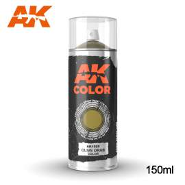 Olive Drab color - Spray 150ml