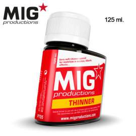 Mig Productions Thinner for washes (125ml)