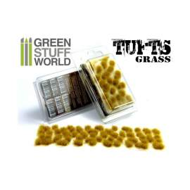 Green Stuff World Grass TUFTS - 6mm BEIGE