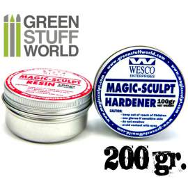 Green Stuff World MAGIC SCULPT putty 200gr