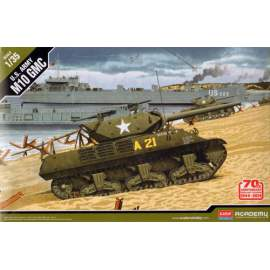 Academy 1:35 M10 GMC U.S. Army 70th Anniversary Normandy Invasion