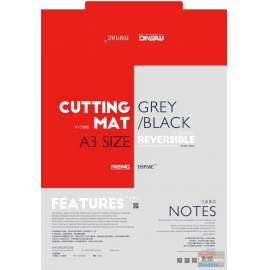 Meng Model Hobby Cutting Mat A/3