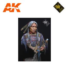 Young miniatures - Sioux Indian