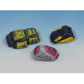 Eureka 1:35 Civilian Backpacks Set #2