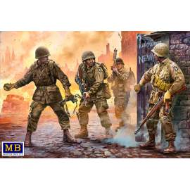 Masterbox 1:35 Take one more grenade! 101st Airborne (Air Assault) Division
