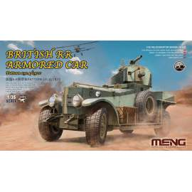 Meng Model 1:35 British RR Armored Car Pattern 1914/1920