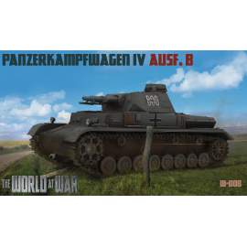 The World at War 1:72 Pz.Kpfw. IV Ausf. B