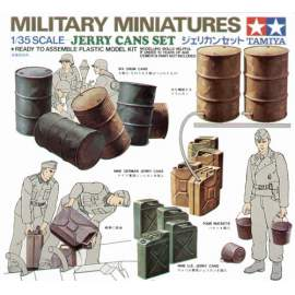 Tamiya 1:35 Jerry Cans Set