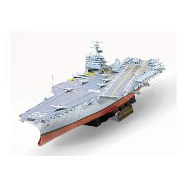 Tamiya 1:350 USS Enterprise CVN-65 hajó makett