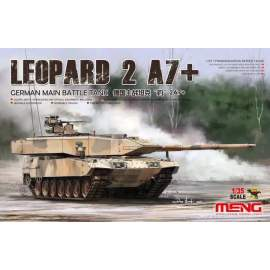 Meng Model 1:35 German Main Battle Tank Leopard 2A7+