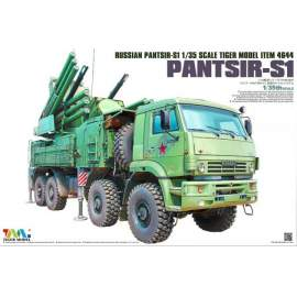 Tiger Models 1:35 Russian Pantsir - S1/ SA-22