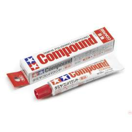 Tamiya Polishing Compound Coarse (22ml)