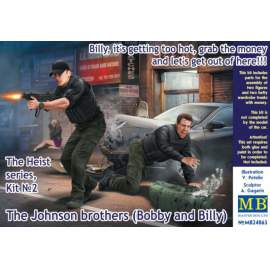 Masterbox 1:24 The Johnson brothers (Bobby and Billy)