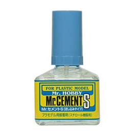 Mr.Hobby  Mr. Cement S (40 ml) ragasztó