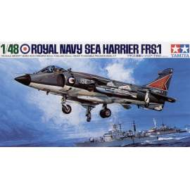 Tamiya 1:48 BAe Sea Harrier FRS.1 repülő makett