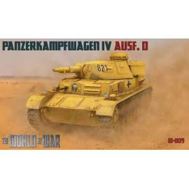 The World at War 1:72 Pz.Kpfw.IV Ausf.D