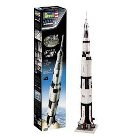 Revell 1:96 Apollo 11 Saturn V Rocket (50th Anniversary of the Moon Landing