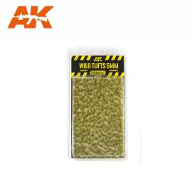 AK Interactive tufts, Wild tufts 5mm