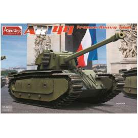 Amusing Hobby 1:35 ARL44 French heavy tank