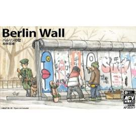 AFV-Club 1:35 Berlin Wall (3 units wall set)
