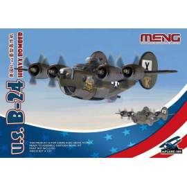 Meng Model U.S. B-24 Heavy Bomber