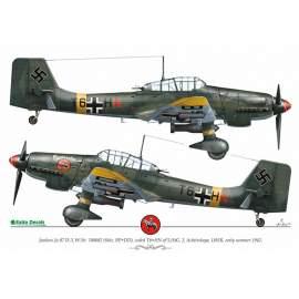 Exito Decals 1:48 Luftwaffe Ground Attackers vol.1