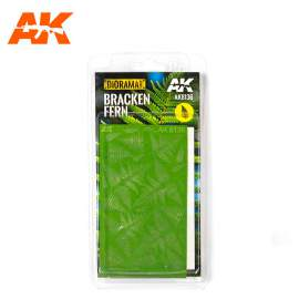AK Interactive Bracken Fern