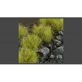 Gamers Grass - grass tufts - Dry green Tuft XL (12mm)