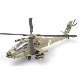 Trumpeter Easy Model 1:72 AH-64A Apache Israel Air Force No. 941.