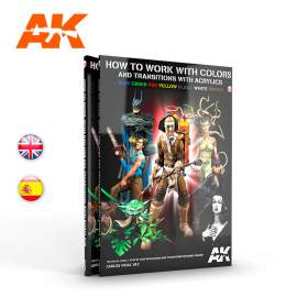 AK Interactive How to work with colors and transitions with acrylics