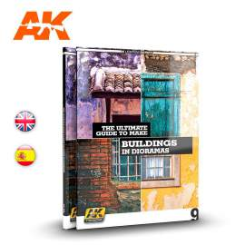 AK learning series 9. The ultimate Guide to Make Buildings in Dioramas