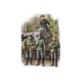 Hobbyboss 1:35 German Infantry Set Vol.1
