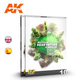 AK learning series 10. Mastering vegetation in modeling