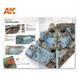 AK Interactive T-54/T-55 Modeling World´s Most Iconic Tank