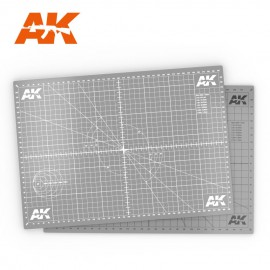 AK Interactive Cutting Mat A3