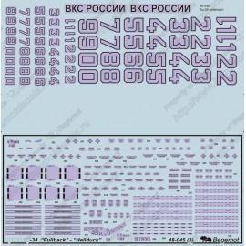Begemot 1:48 Sukhoi Su-34
