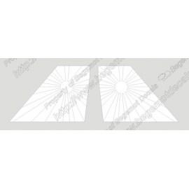 Begemot 1:72 Sukhoi Su-27 Flankers