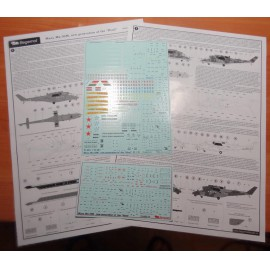 """Begemot 1:72 Mil Mi-35M """"Hind"""""""