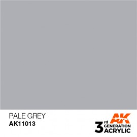 Acrylics 3rd generation Pale Grey 17ml