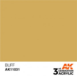 Acrylics 3rd generation Buff 17ml